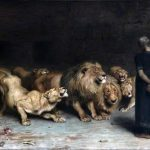 Daniel in the Lion's Den – How it Foretold Christ's Crucifixion
