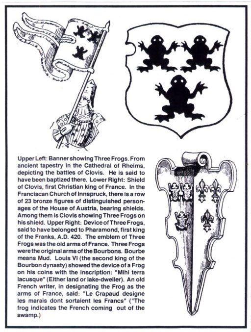 banner of clovis